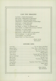 Page 16, 1946 Edition, Newtown High School - Bugle Yearbook (Newtown, CT) online yearbook collection