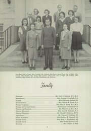 Page 6, 1946 Edition, Newtown High School - Bugle Yearbook (Newtown, CT) online yearbook collection