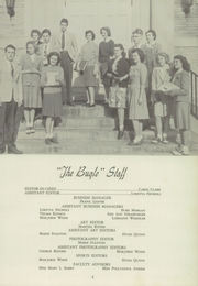 Page 7, 1946 Edition, Newtown High School - Bugle Yearbook (Newtown, CT) online yearbook collection