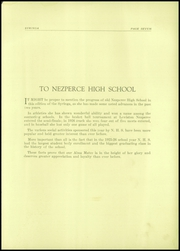 Nezperce High School - Syringa Yearbook (Nezperce, ID) online yearbook collection, 1926 Edition, Page 11 of 102