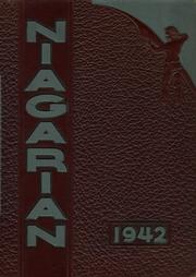 Niagara Falls High School - Niagarian Yearbook (Niagara Falls, NY) online yearbook collection, 1942 Edition, Cover