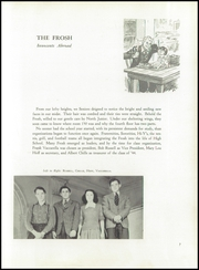Page 13, 1942 Edition, Niagara Falls High School - Niagarian Yearbook (Niagara Falls, NY) online yearbook collection