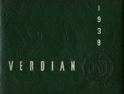 Nichols School - Verdian Yearbook (Buffalo, NY) online yearbook collection, 1938 Edition, Cover