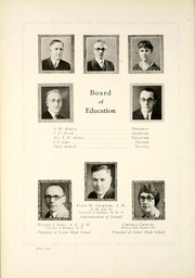 Niles High School - Tattler Yearbook (Niles, MI) online yearbook collection, 1928 Edition, Page 14