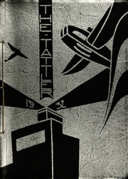 Niles High School - Tattler Yearbook (Niles, MI) online yearbook collection, 1932 Edition, Cover