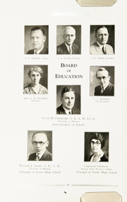 Page 14, 1932 Edition, Niles High School - Tattler Yearbook (Niles, MI) online yearbook collection