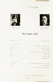 Page 8, 1932 Edition, Niles High School - Tattler Yearbook (Niles, MI) online yearbook collection