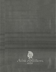 Niles Township High School East - Reflections Yearbook (Skokie, IL) online yearbook collection, 1939 Edition, Cover