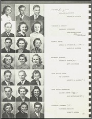 Page 7, 1939 Edition, Niles Township High School East - Reflections Yearbook (Skokie, IL) online yearbook collection