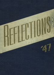 Niles Township High School East - Reflections Yearbook (Skokie, IL) online yearbook collection, 1947 Edition, Cover