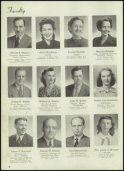 Page 10, 1947 Edition, Niles Township High School East - Reflections Yearbook (Skokie, IL) online yearbook collection