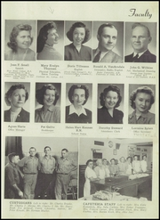 Page 11, 1947 Edition, Niles Township High School East - Reflections Yearbook (Skokie, IL) online yearbook collection