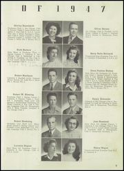 Page 13, 1947 Edition, Niles Township High School East - Reflections Yearbook (Skokie, IL) online yearbook collection