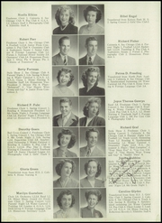 Page 16, 1947 Edition, Niles Township High School East - Reflections Yearbook (Skokie, IL) online yearbook collection