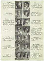 Page 17, 1947 Edition, Niles Township High School East - Reflections Yearbook (Skokie, IL) online yearbook collection