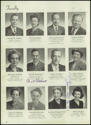 Page 8, 1947 Edition, Niles Township High School East - Reflections Yearbook (Skokie, IL) online yearbook collection
