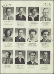 Page 9, 1947 Edition, Niles Township High School East - Reflections Yearbook (Skokie, IL) online yearbook collection