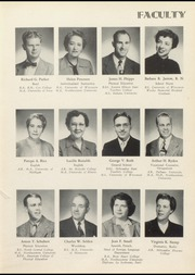 Page 11, 1951 Edition, Niles Township High School East - Reflections Yearbook (Skokie, IL) online yearbook collection