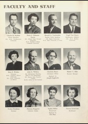 Page 12, 1951 Edition, Niles Township High School East - Reflections Yearbook (Skokie, IL) online yearbook collection