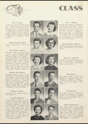 Page 16, 1951 Edition, Niles Township High School East - Reflections Yearbook (Skokie, IL) online yearbook collection