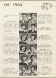 Page 17, 1951 Edition, Niles Township High School East - Reflections Yearbook (Skokie, IL) online yearbook collection