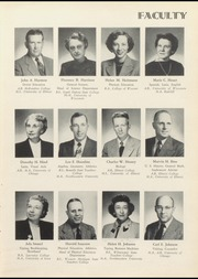 Page 9, 1951 Edition, Niles Township High School East - Reflections Yearbook (Skokie, IL) online yearbook collection
