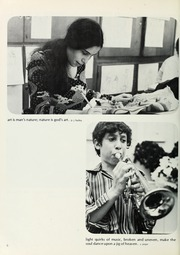 Niles Township High School East - Reflections Yearbook (Skokie, IL) online yearbook collection, 1972 Edition, Page 10