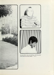 Niles Township High School East - Reflections Yearbook (Skokie, IL) online yearbook collection, 1972 Edition, Page 7