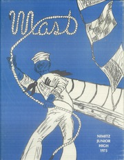 Nimitz Junior High School - Mast Yearbook (Tulsa, OK) online yearbook collection, 1975 Edition, Cover