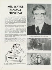 Page 8, 1975 Edition, Nimitz Junior High School - Mast Yearbook (Tulsa, OK) online yearbook collection