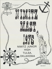 Nimitz Junior High School - Mast Yearbook (Tulsa, OK) online yearbook collection, 1976 Edition, Page 5