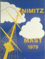 Nimitz Junior High School - Mast Yearbook (Tulsa, OK) online yearbook collection, 1979 Edition, Cover