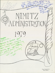 Page 7, 1979 Edition, Nimitz Junior High School - Mast Yearbook (Tulsa, OK) online yearbook collection