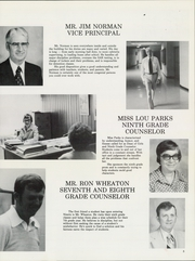 Page 9, 1979 Edition, Nimitz Junior High School - Mast Yearbook (Tulsa, OK) online yearbook collection