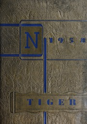 Ninth Avenue School - Tiger Yearbook (Hendersonville, NC) online yearbook collection, 1958 Edition, Cover