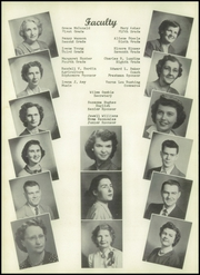 Page 10, 1952 Edition, Nixa High School - Eagle Yearbook (Nixa, MO) online yearbook collection