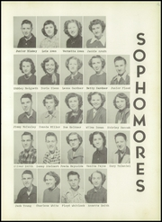 Page 17, 1952 Edition, Nixa High School - Eagle Yearbook (Nixa, MO) online yearbook collection