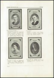 Page 11, 1922 Edition, Nixon Township High School - Nixonia Yearbook (Weldon, IL) online yearbook collection