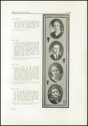 Page 15, 1922 Edition, Nixon Township High School - Nixonia Yearbook (Weldon, IL) online yearbook collection
