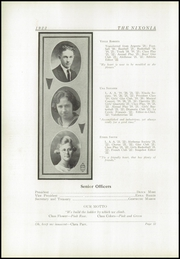 Page 16, 1922 Edition, Nixon Township High School - Nixonia Yearbook (Weldon, IL) online yearbook collection
