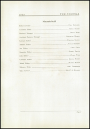 Page 6, 1922 Edition, Nixon Township High School - Nixonia Yearbook (Weldon, IL) online yearbook collection