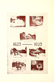 Noblesville High School - Shadow Yearbook (Noblesville, IN) online yearbook collection, 1924 Edition, Page 8 of 148