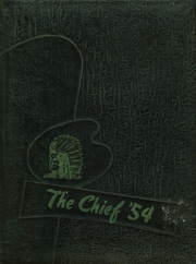 Nocona High School - Chief Yearbook (Nocona, TX) online yearbook collection, 1954 Edition, Cover