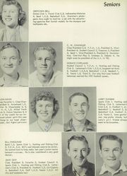 Page 12, 1954 Edition, Nocona High School - Chief Yearbook (Nocona, TX) online yearbook collection