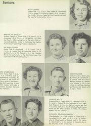 Page 15, 1954 Edition, Nocona High School - Chief Yearbook (Nocona, TX) online yearbook collection