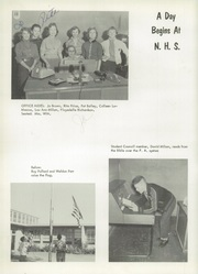 Nocona High School - Chief Yearbook (Nocona, TX) online yearbook collection, 1956 Edition, Page 10