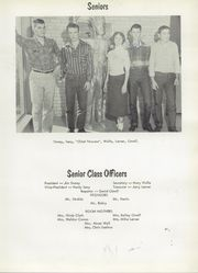 Nocona High School - Chief Yearbook (Nocona, TX) online yearbook collection, 1956 Edition, Page 11 of 104