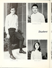 Nogales High School - Charter Yearbook (La Puente, CA) online yearbook collection, 1969 Edition, Page 12