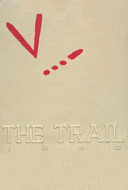 Norman High School - Trail Yearbook (Norman, OK) online yearbook collection, 1942 Edition, Cover