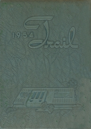 Norman High School - Trail Yearbook (Norman, OK) online yearbook collection, 1954 Edition, Cover